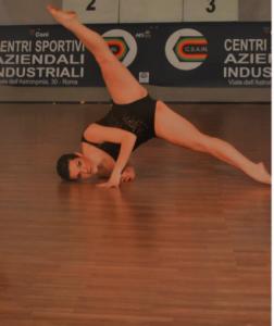 Viola Cencetti Insegnante Jazz e Disco Dance Studio Firenze