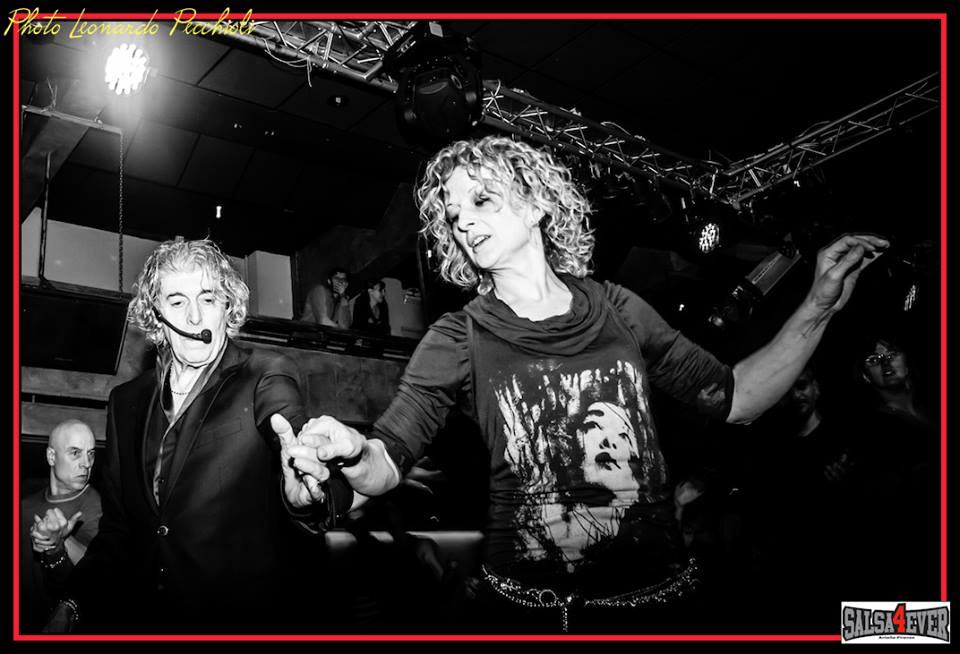 Mauro e Monica in Salsa 4 Grassina Dance Studio Firenze
