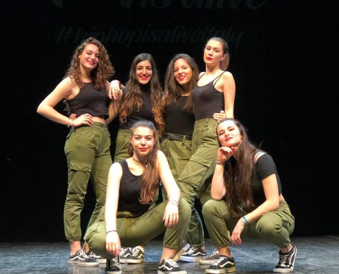 Dance Studio - MyCrew Hip Hop is Alive 2019