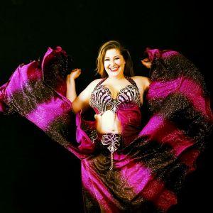 Alice Ruglioni - Insegnante Danze Orientali al Dance Studio di Firenze 2